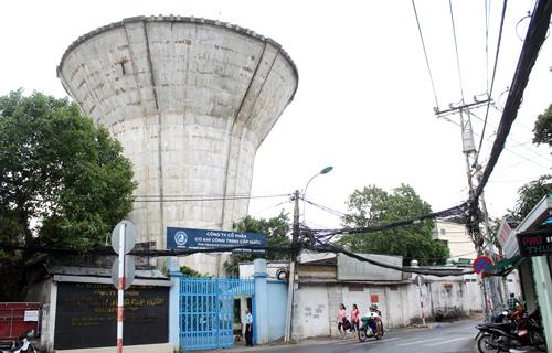 8 thủy đài khổng lồ bỏ hoang hơn 40 năm ở Sài Gòn 2