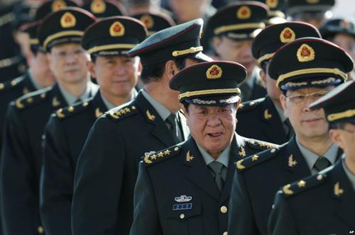 Chế độ lương của quân nhân Trung Quốc 2
