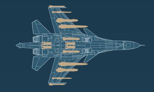 Su-25, cường kích chủ lực diệt IS của Nga 3