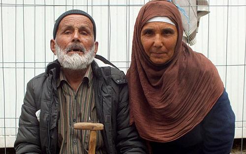 Cụ ông 110 tuổi vượt hành trình 8 tháng đến Đức tị nạn