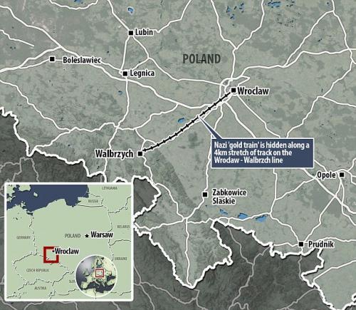 Cơn sốt tìm kho báu lên đỉnh điểm ở Ba Lan 3