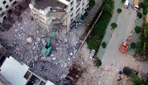 Bom liên hoàn ở Trung Quốc phơi bày lỗ hổng quản lý chất nổ 1