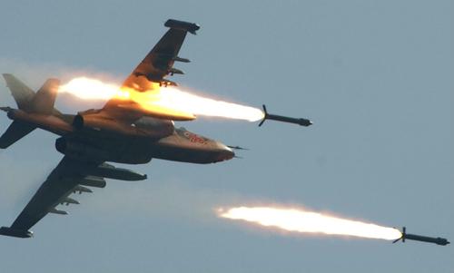 Su-25, cường kích chủ lực diệt IS của Nga 1