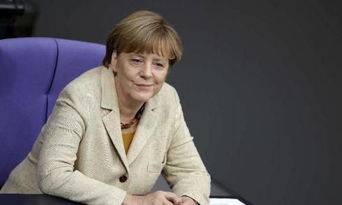Thủ tướng Đức được dự đoán đoạt giải Nobel Hoà bình