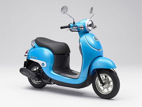 """Honda Giorno - """"bé hạt tiêu"""" giá 1.600 USD tại Nhật 1"""