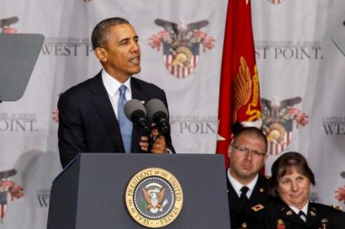 Obama gặp khó vì dựa vào lực lượng tại chỗ ở Iraq, Syria 1