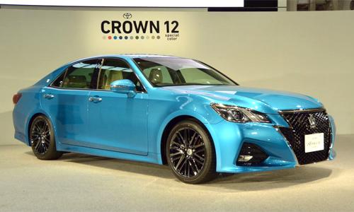 Toyota Crown 2016 - nâng cấp để xứng tầm 1