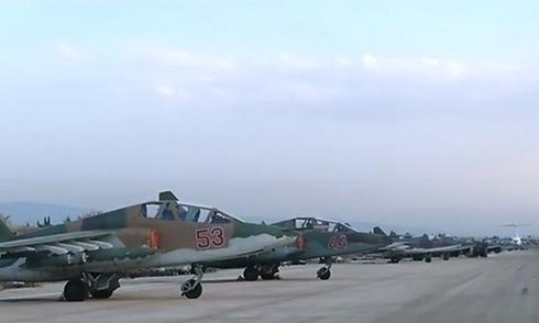 Bên trong căn cứ Nga sử dụng để diệt IS ở Syria