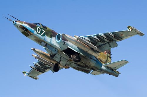 Phe đối lập Syria muốn Mỹ cấp tên lửa đối phó cường kích Nga 1