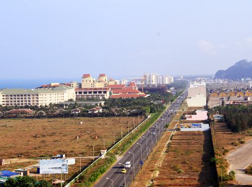 """Đà Nẵng lo ngại có """"phố Trung Quốc"""" ven biển 1"""
