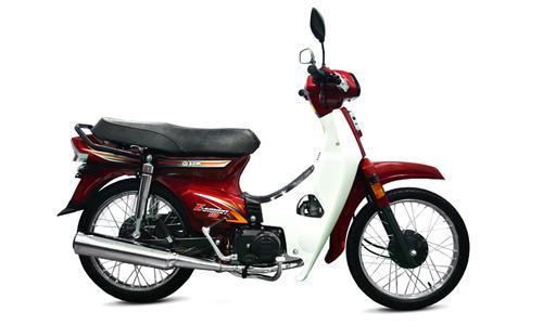 """SYM E-Smart 110 - """"bản sao"""" Honda Dream giá 800 USD 1"""