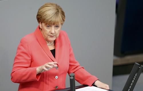 Đức kêu gọi châu Âu thắt chặt biên giới phía ngoài