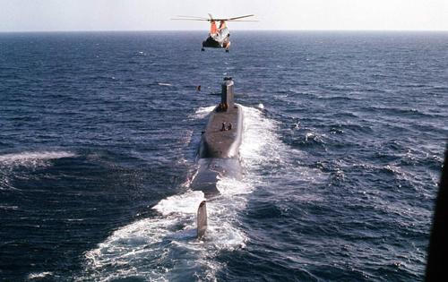 5 vũ khí nguy hiểm nhất thời kỳ Chiến tranh Lạnh 1