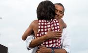 23 năm mặn nồng của vợ chồng Obama