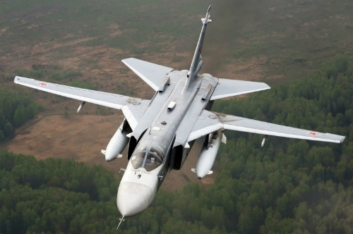 Những thách thức chiến thuật với Nga khi không kích ở Syria 1