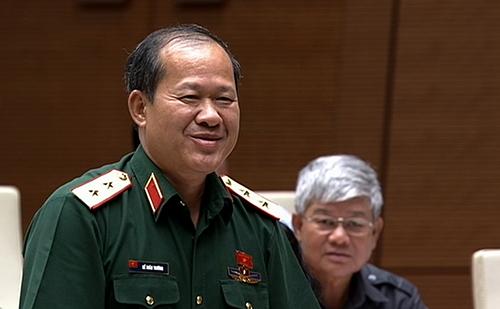 Bộ Quốc phòng có thêm 4 thứ trưởng 1