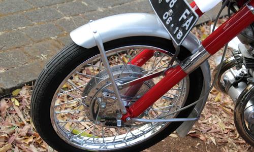 Honda CB72 - xế cổ hàng hiếm ở Indonesia giá 11.000 USD 6