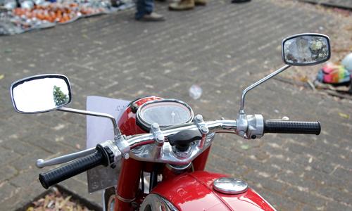 Honda CB72 - xế cổ hàng hiếm ở Indonesia giá 11.000 USD 3