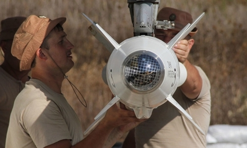 Thổ Nhĩ Kỳ lại tố chiến đấu cơ Nga xâm phạm không phận