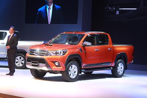 Thị trường xe bán tải Việt Nam - cuộc đấu Mỹ, Nhật 3