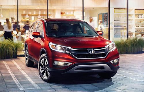 Honda CR-V bản đặc biệt giá 24.400 USD 1