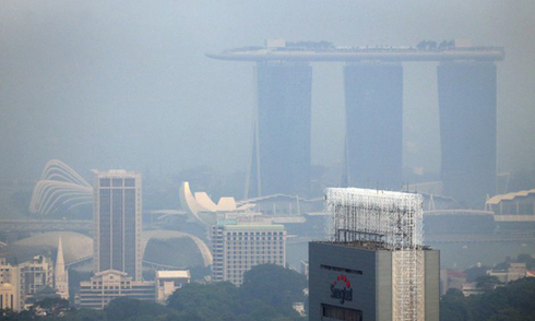 Cháy rừng ở Indonesia, Malaysia và Singapore chìm trong khói mù