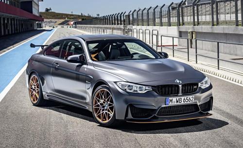 M4 GTS - tầm cao mới của BMW 1