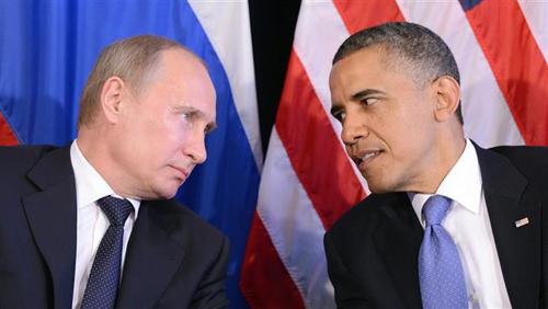 Cuộc ganh đua Nga - Mỹ ở Syria 1