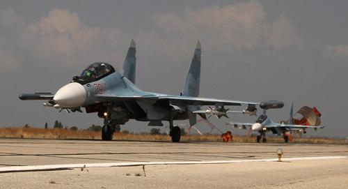 Cuộc ganh đua Nga - Mỹ ở Syria 2