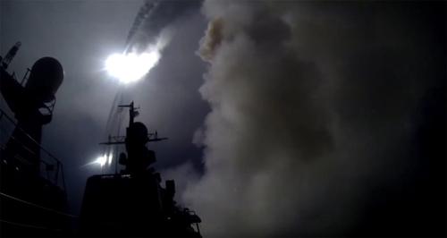 """Nga """"đem gươm chém ruồi"""" khi dùng tên lửa hành trình diệt IS 1"""