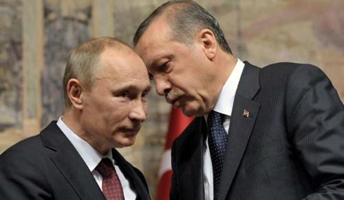 Can thiệp Syria, Nga có thể đánh mất người bạn Thổ Nhĩ Kỳ 1