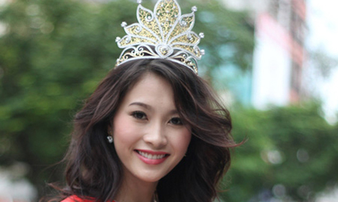 Mạo danh hoa hậu Đặng Thu Thảo để ký quảng cáo