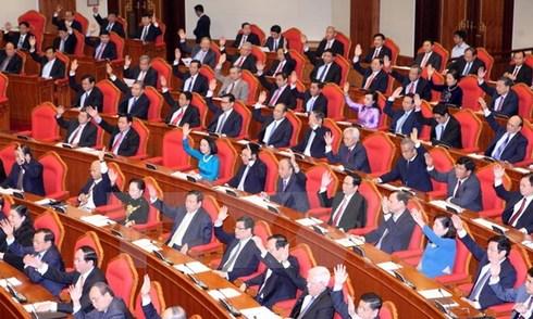 Bộ Chính trị trình kết quả giới thiệu nhân sự Trung ương khóa 12