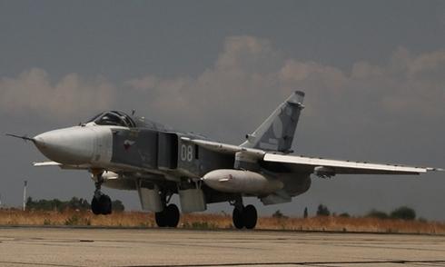 Nga diệt hai chỉ huy IS ở Syria