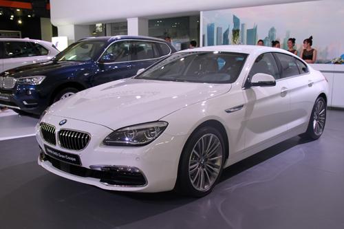 Top xe hơi nổi bật tại triển lãm ôtô quốc tế Việt Nam 3