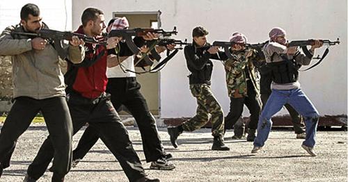 Chiến lược tiền hậu bất nhất của Mỹ ở Syria 2