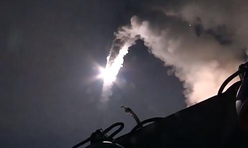 Tình báo Mỹ hụt hơi trước Nga ở Syria 1