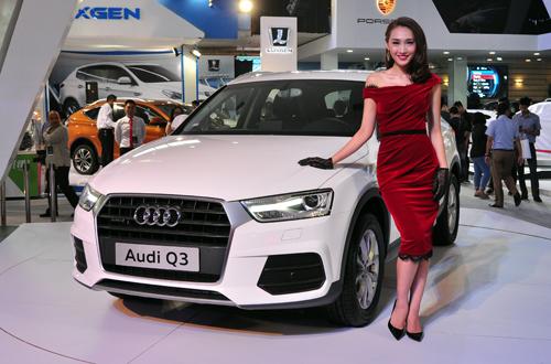 Dàn xe sang của Audi tại VIMS 2015 3