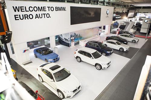 BMW khoe dàn xế sang tiền tỷ tại Việt Nam 1