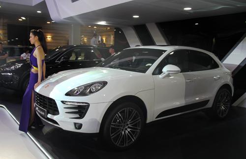 Porsche giới thiệu 8 mẫu xế sang cho khách Việt 2