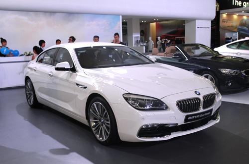 BMW khoe dàn xế sang tiền tỷ tại Việt Nam 2
