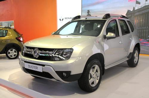 Renault Duster - SUV mới giá 790 triệu tại Việt Nam 1