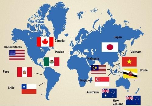 """Mỹ khó """"chiếu tướng"""" Trung Quốc bằng TPP 2"""