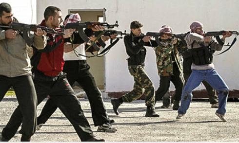 Chiến lược tiền hậu bất nhất của Mỹ ở Syria