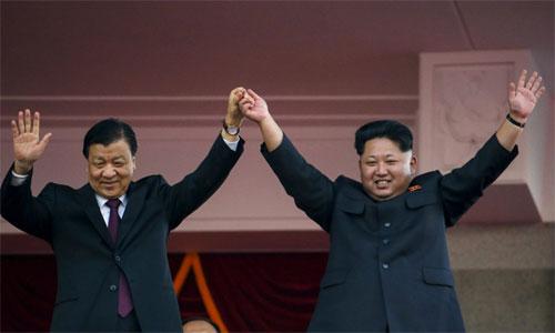 Quan hệ Trung - Triều qua bức thư ông Tập gửi ông Kim 1