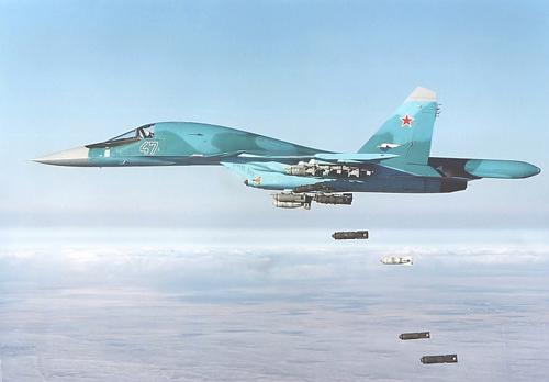 Quân nổi dậy Syria bắt tay dưới làn đạn Nga 1