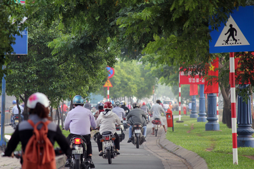 Sài Gòn lại chìm trong sương mù 2