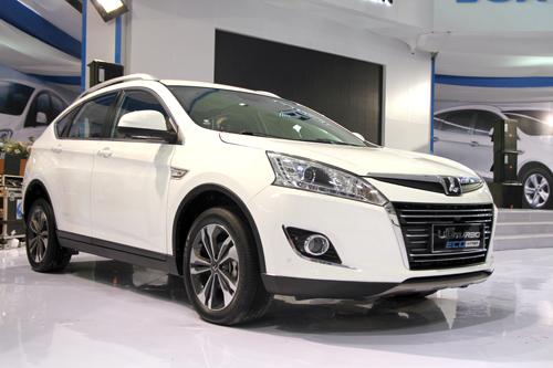 Luxgen U6 Eco hyper - crossover mới cho người Việt 2