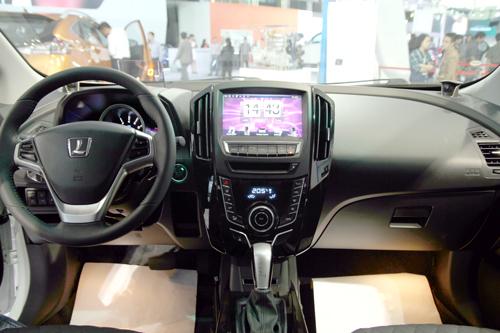 Luxgen U6 Eco hyper - crossover mới cho người Việt 3