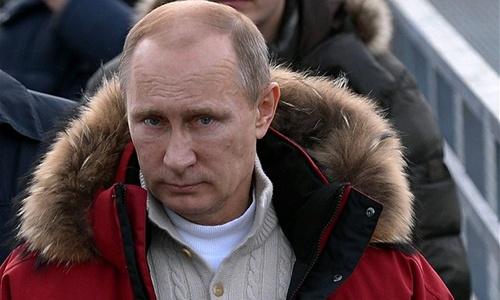 Không kích Syria, Putin hóa thần tượng tại Trung Đông 1